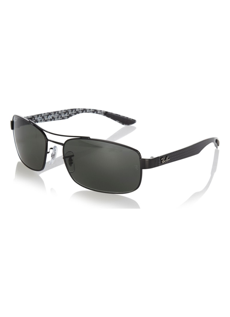Ray-Ban Herenzonnebril Carbon Fibre RB8316