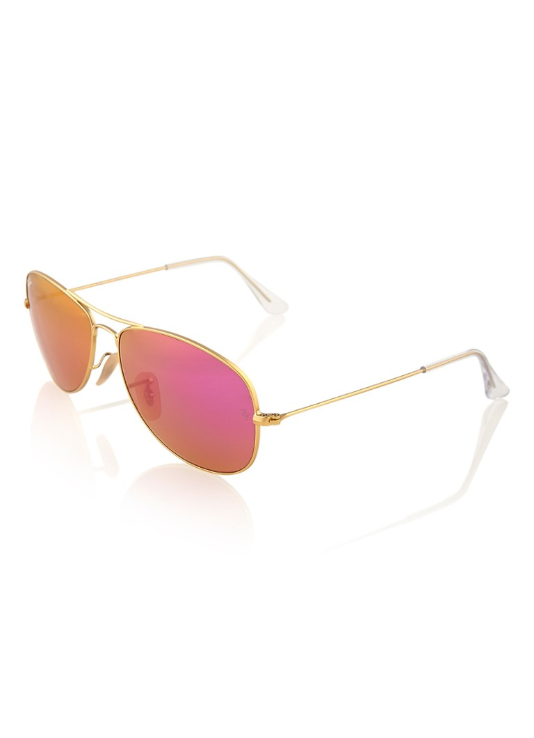 Ray-Ban Unisex zonnebril Aviator RB3362