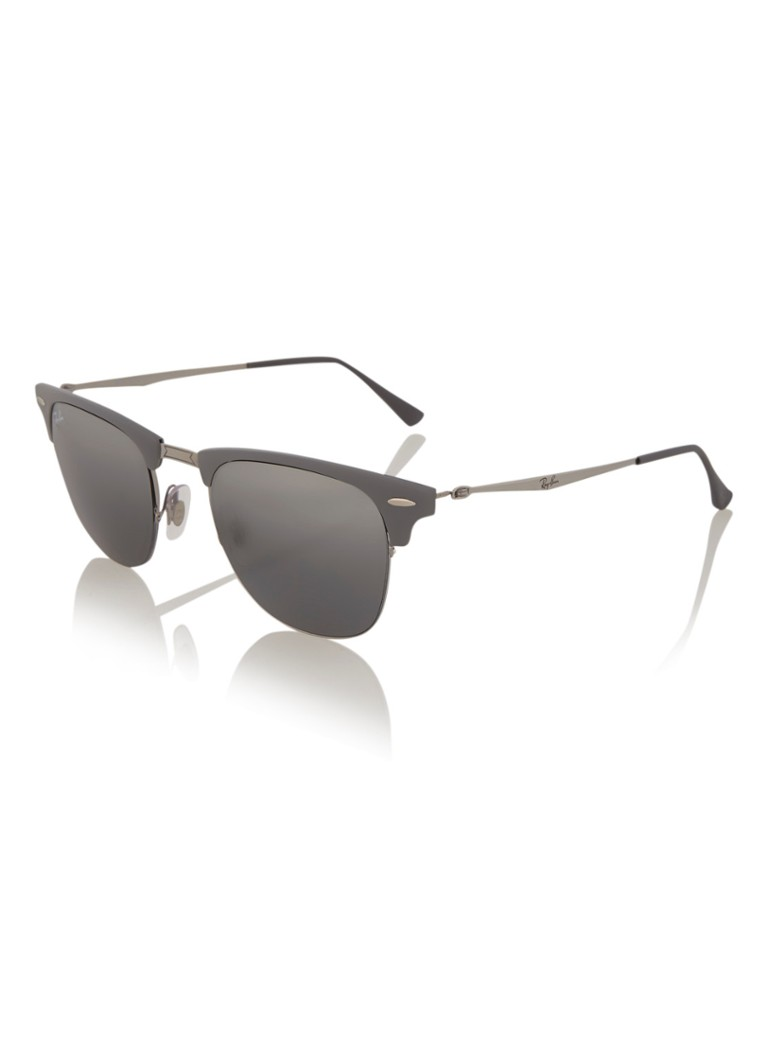 Ray-Ban Unisex zonnebril Clubmaster RB8056