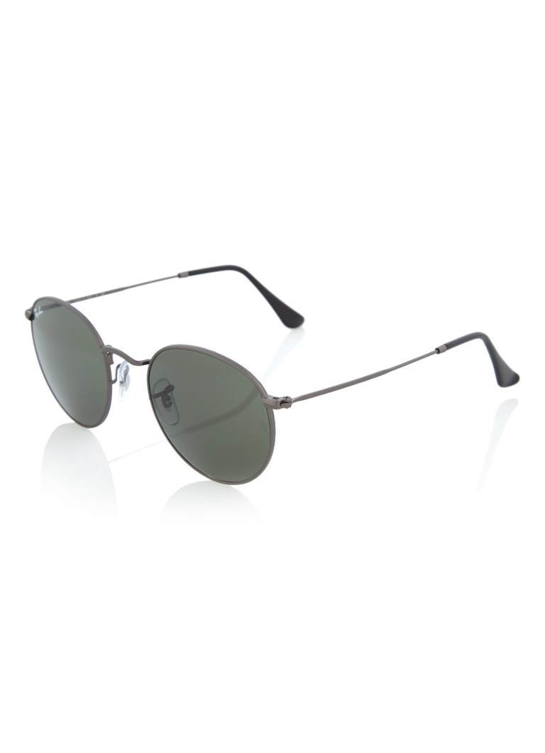 Ray-Ban Zonnebril Round Metal RB3447