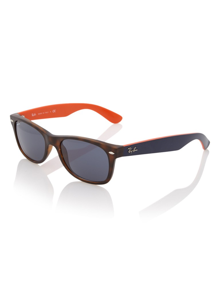 Ray-Ban Herenzonnebril New Wayfarer RB2132