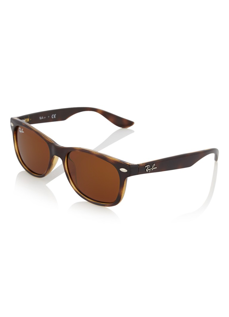 Ray-Ban Junior Junior zonnebril RJ9052S bruin