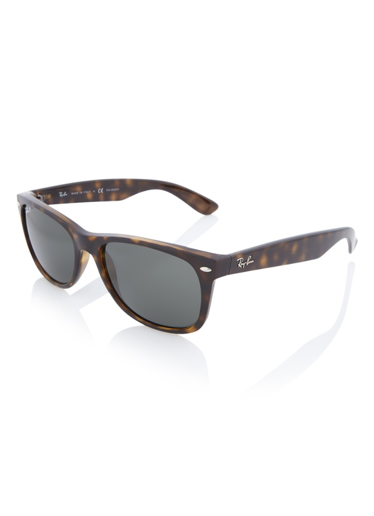 Ray-Ban Zonnebril New Wayfarer RB2132