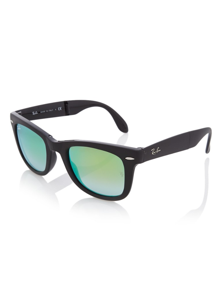 Ray-Ban Zonnebril Wayfarer Folding RB4105