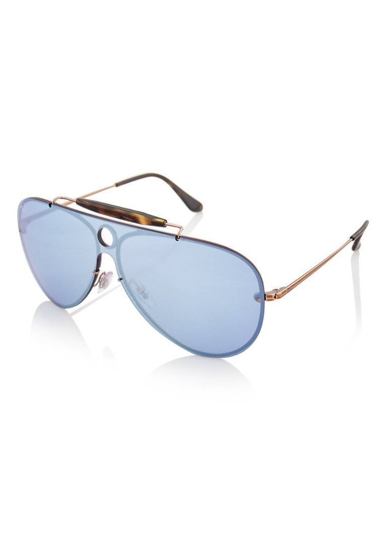 Ray-Ban Blaze Shooter zonnebril RB3581N