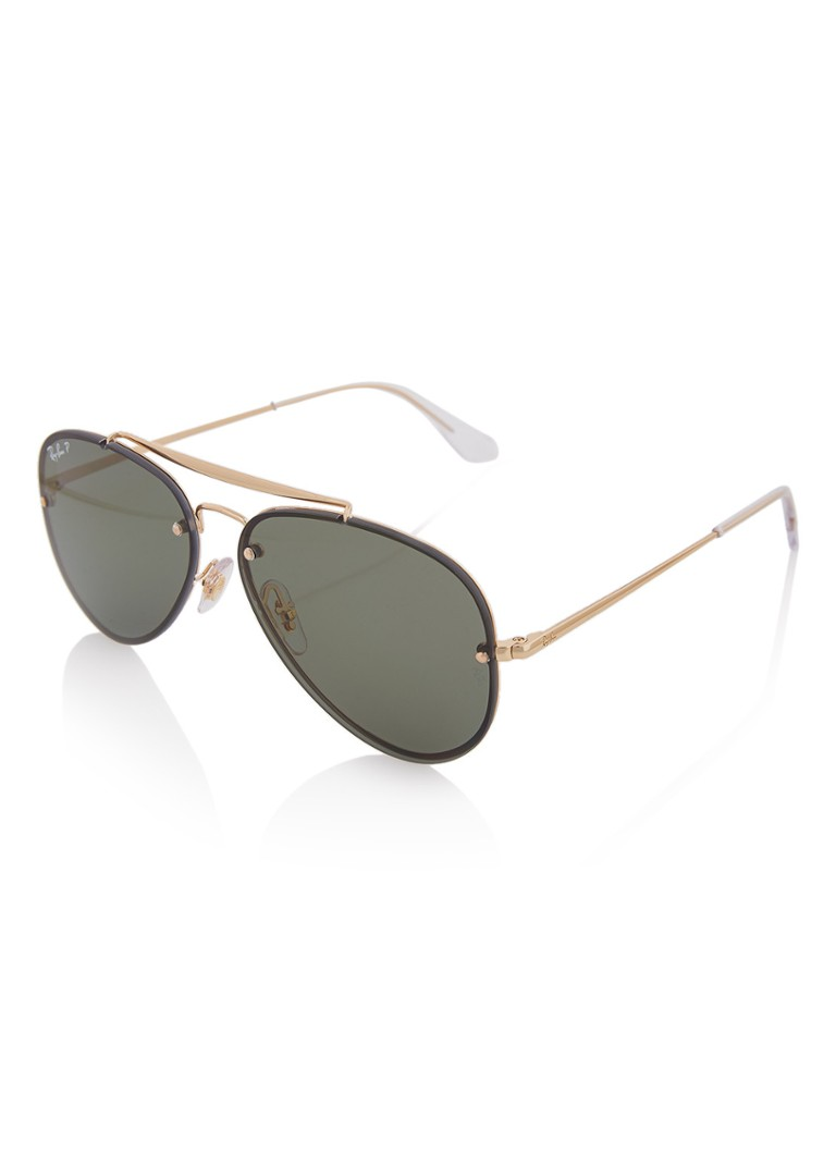 Ray-Ban Blaze zonnebril gepolariseerd RB3584N