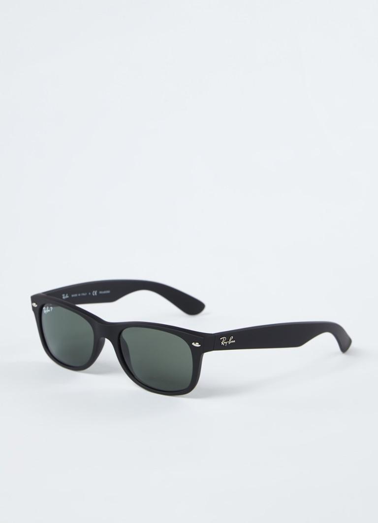 Ray-Ban New Wayfarer zonnebril gepolariseerd RB2132