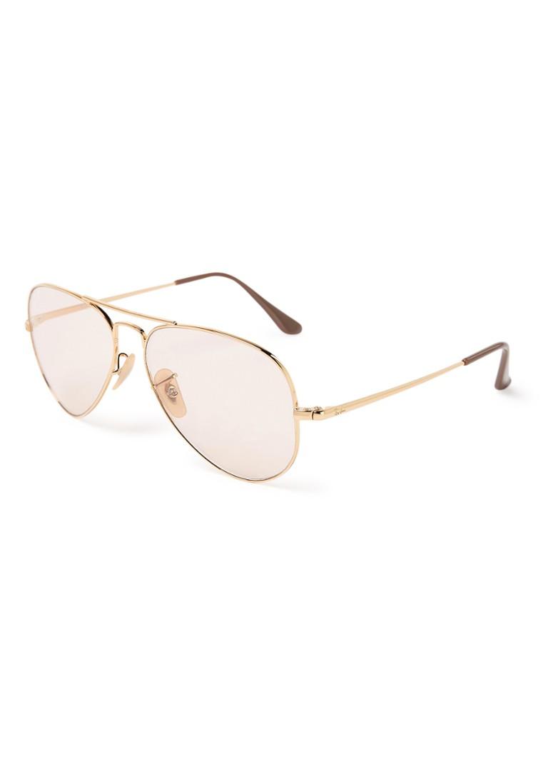 Aviator zonnebril RB3689