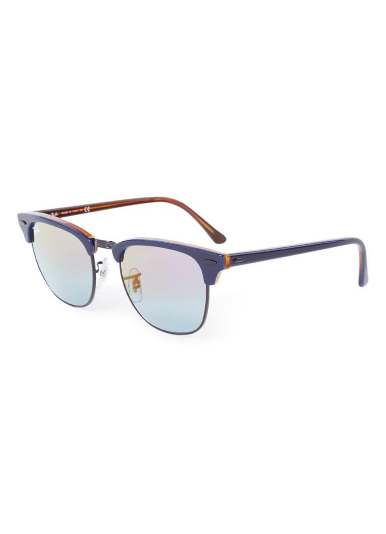 Clubmaster zonnebril RB3016
