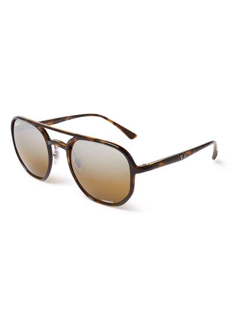 Chromance zonnebril gepolariseerd RB4321CH