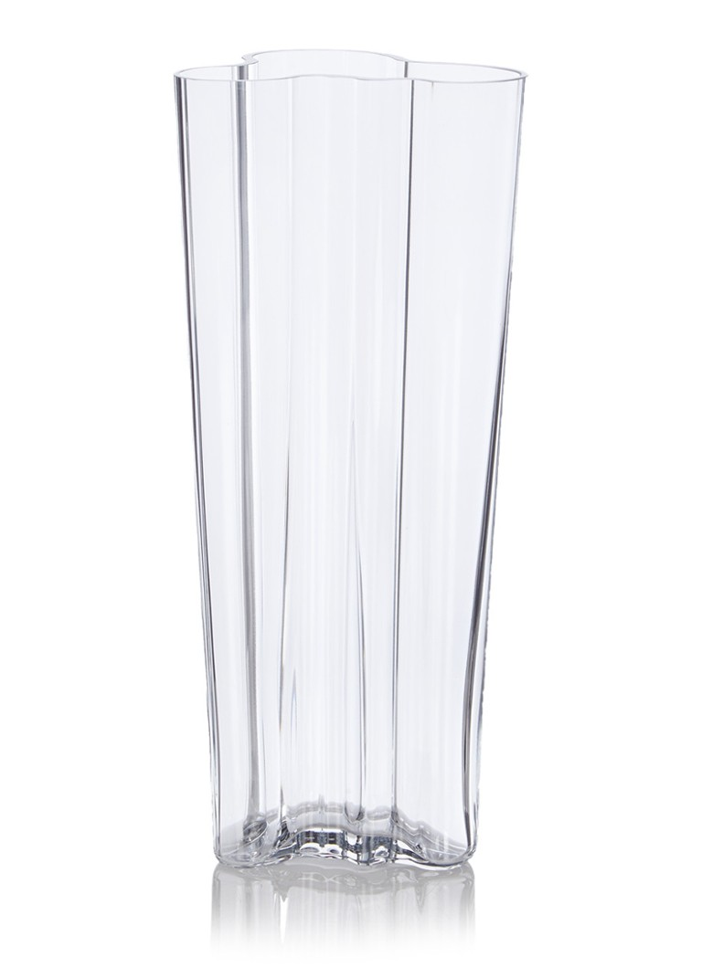 iittala Alvar Aalto vaas helder 25 cm