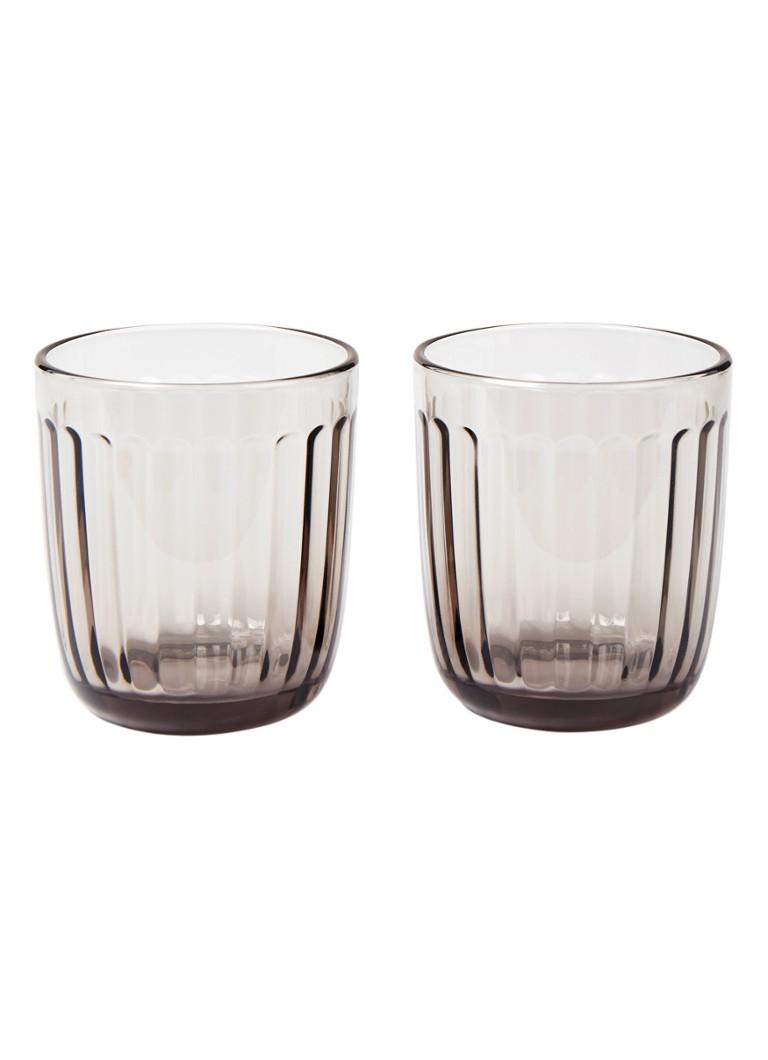 Iittala Raami Waterglas 0,26 l linnen, per 2 online kopen