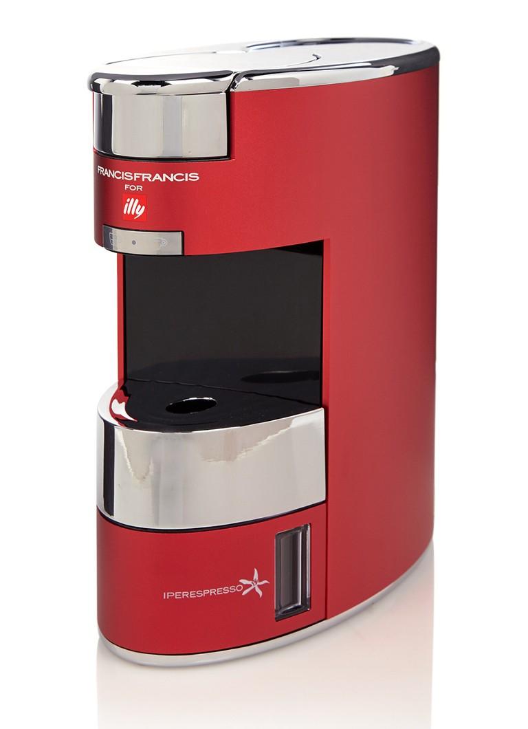 illy X9 espressomachine