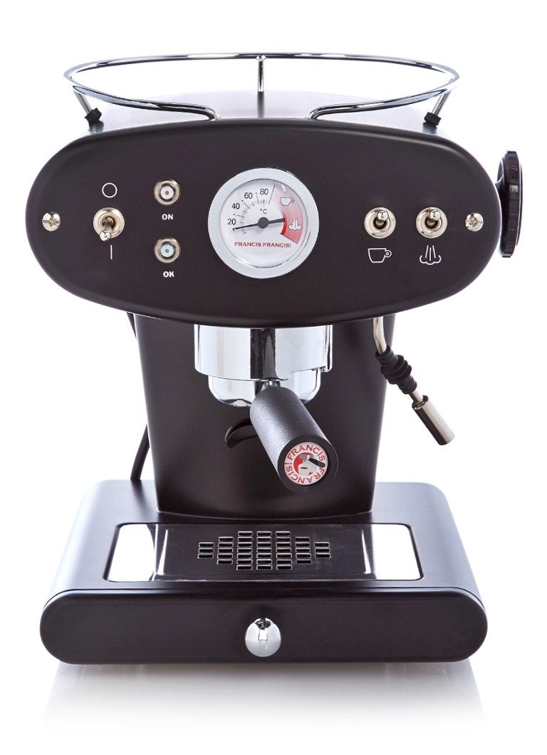 illy X1 Francis Francis Ground espressomachine 1 liter