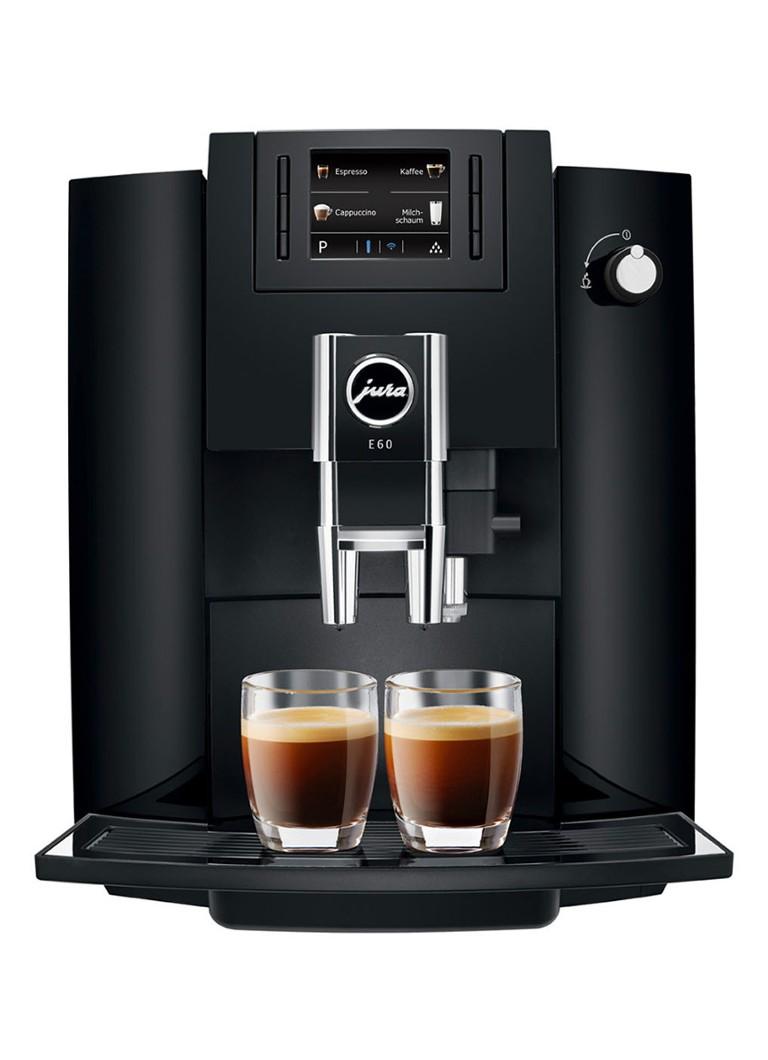 Jura Impressa E60 koffiemachine zwart