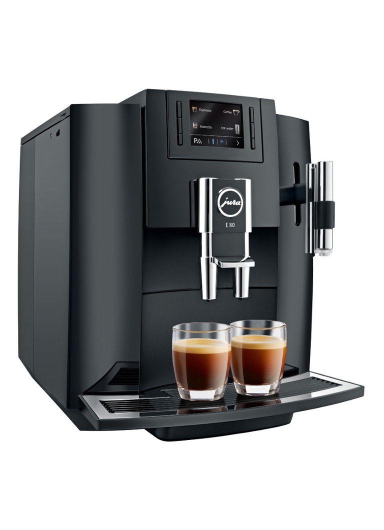Jura E80 espressomachine