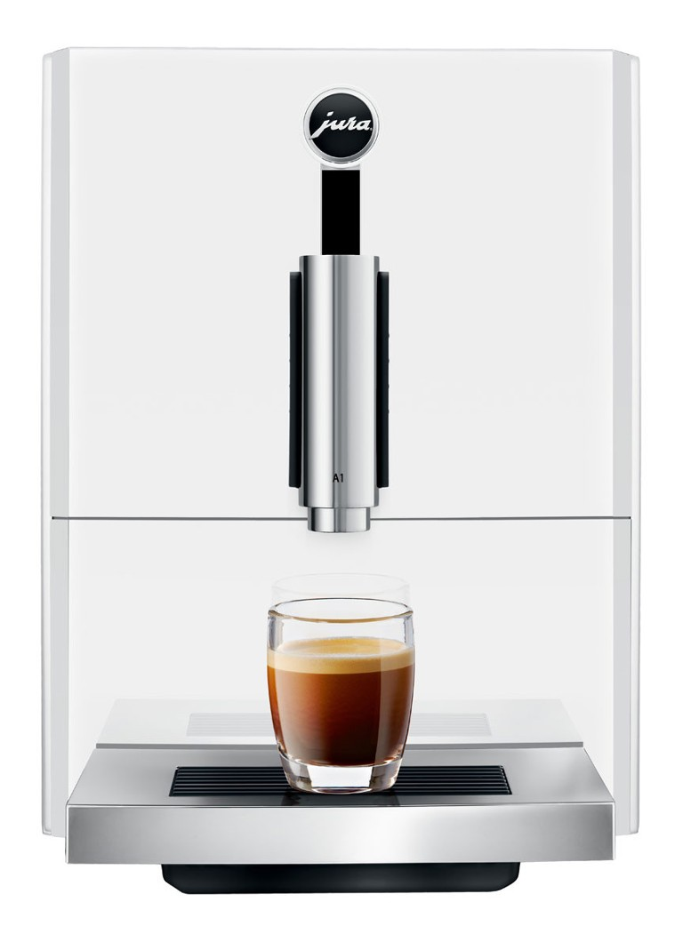 Jura A1 Piano White espressomachine
