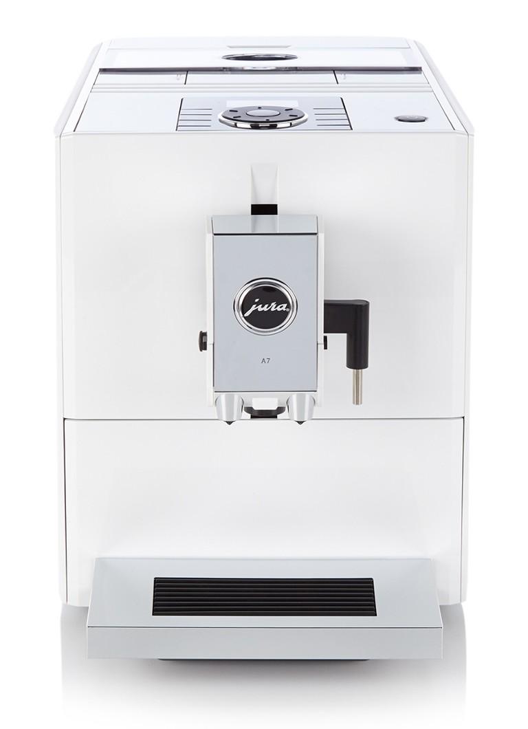 Jura A7 Piano White espressomachine