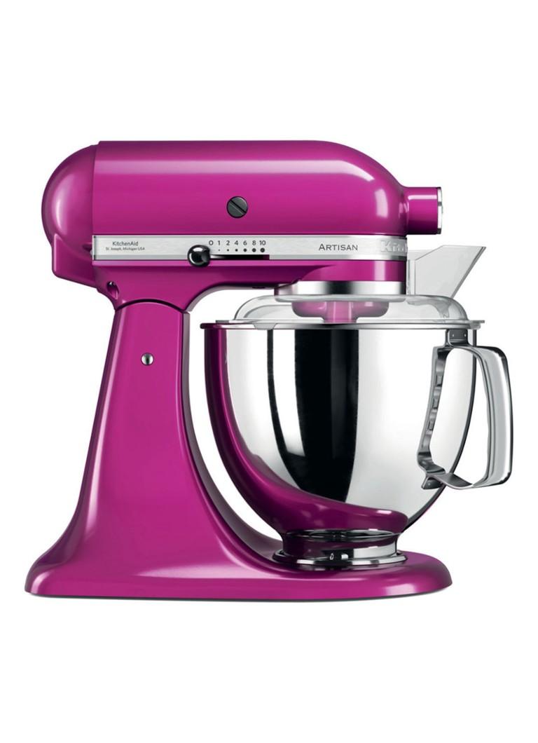 KitchenAid Artisan keukenmachine 4,8 liter 5KSM175PS - frambozenijs