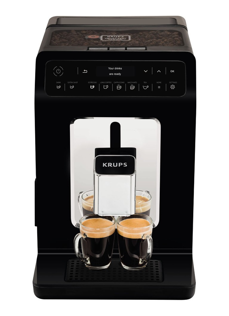 Krups Evidence espressomachine EA8908