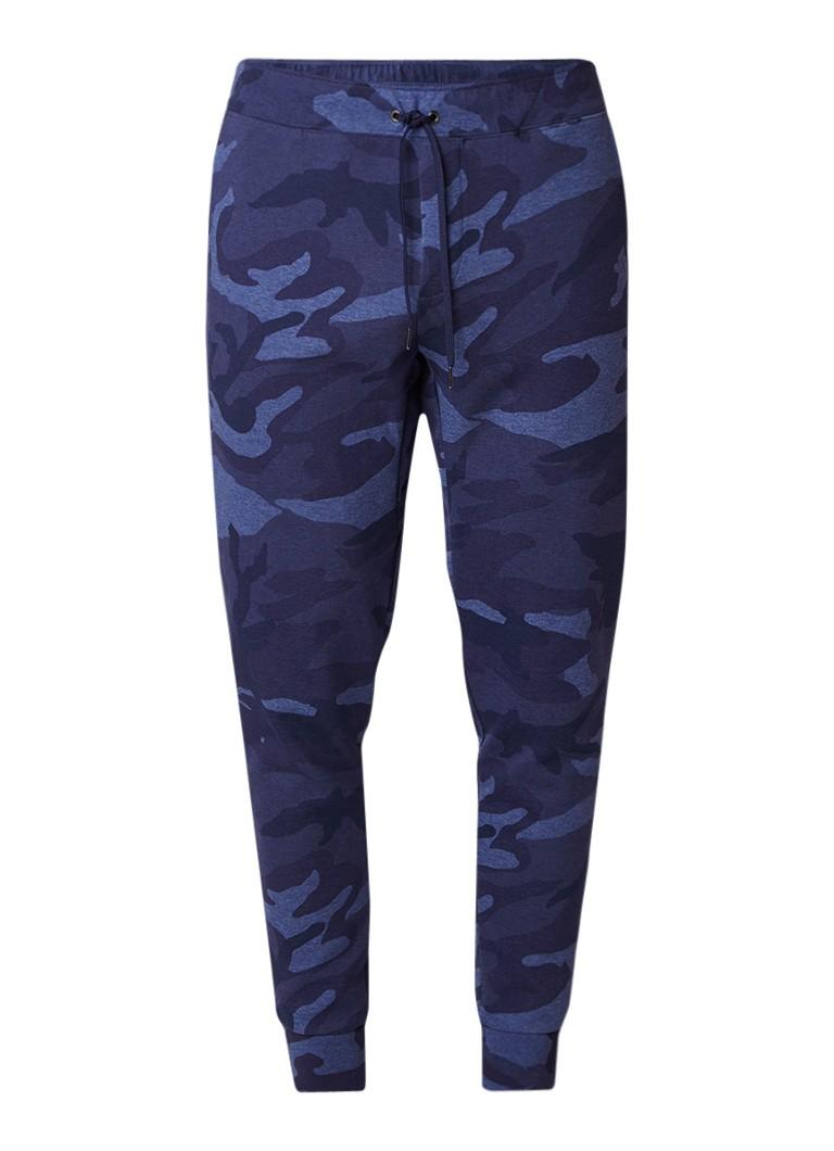 Ralph Lauren Performance tapered fit joggingbroek met camouflageprint