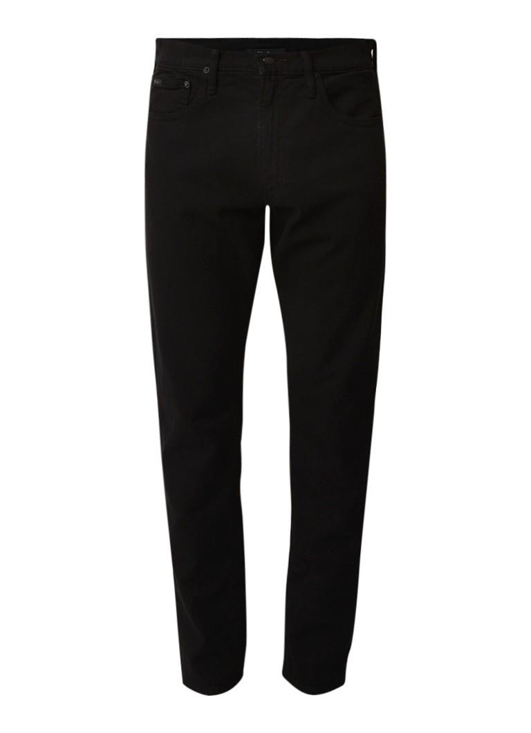 Ralph Lauren Sullivan mid rise slim fit jeans met gekleurde wassing