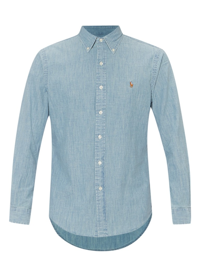 Polo Ralph Lauren Overhemd met button down kraag