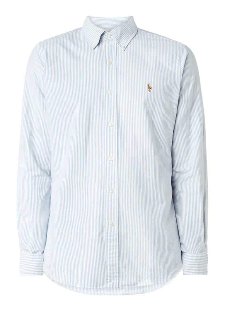 Polo Ralph Lauren Custom fit overhemd met strepen