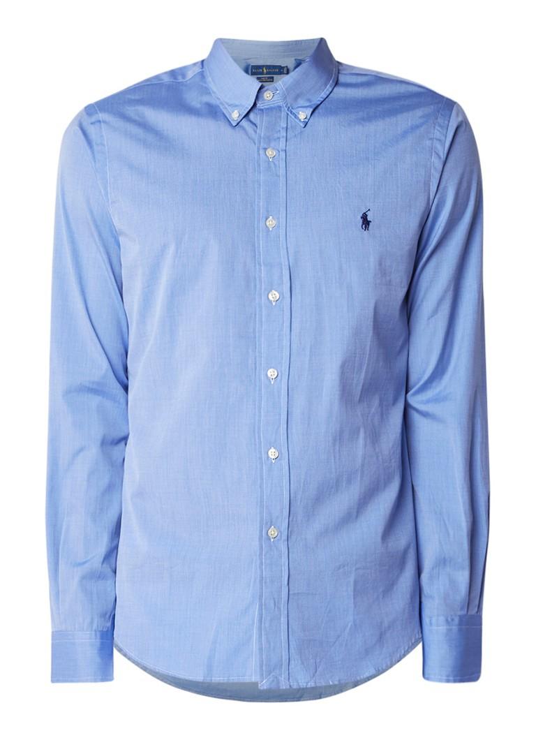 Ralph Lauren Slim fit button down-overhemd