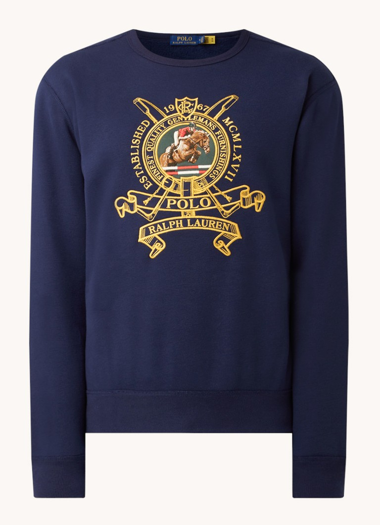 Ralph Lauren Sweater met borduring