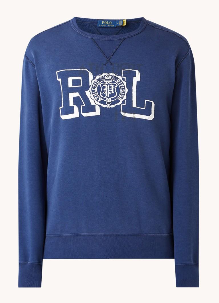 Ralph Lauren Sweater met frontprint