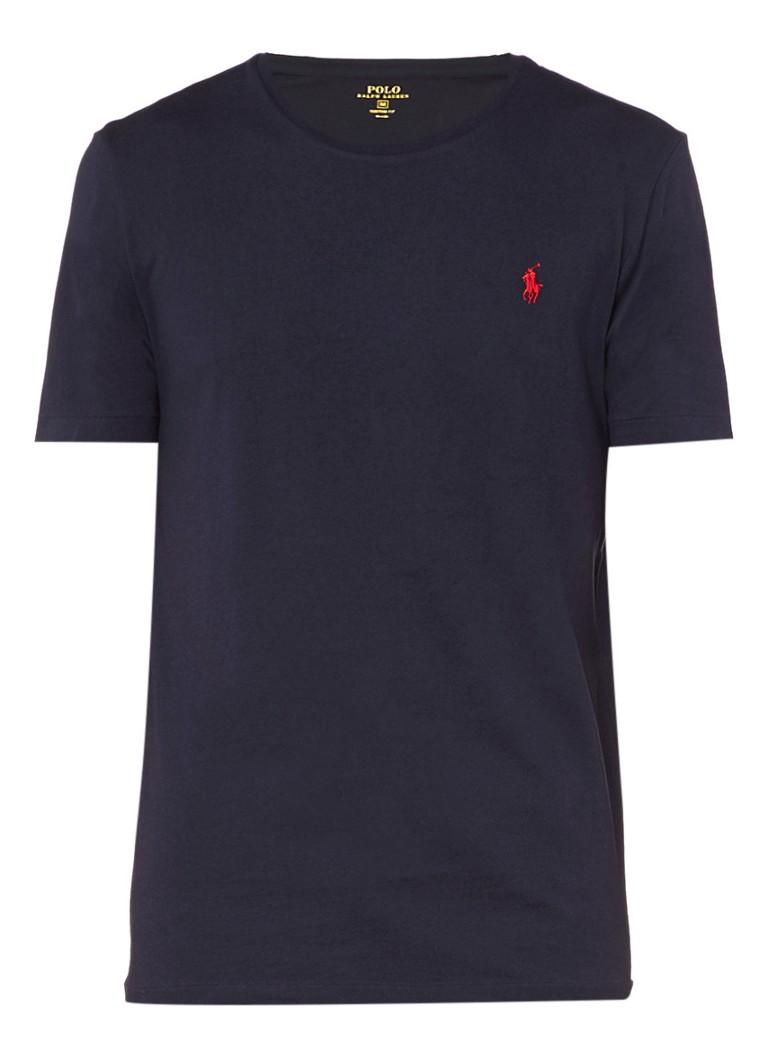Polo Ralph Lauren Donkerblauw crew neck T-shirt