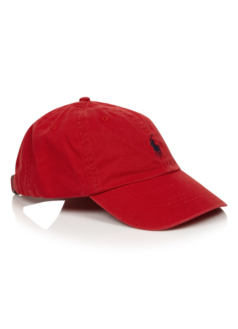 Polo Ralph Lauren Pet Rood