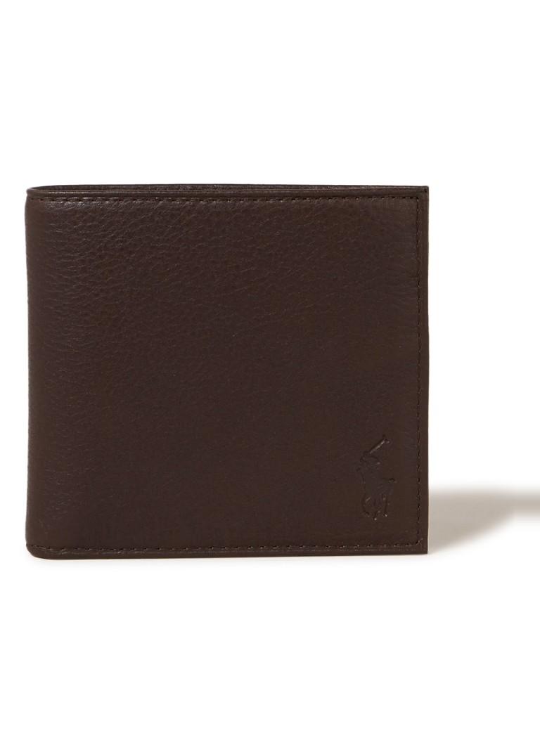 Ralph Lauren Billfold portemonnee van leer