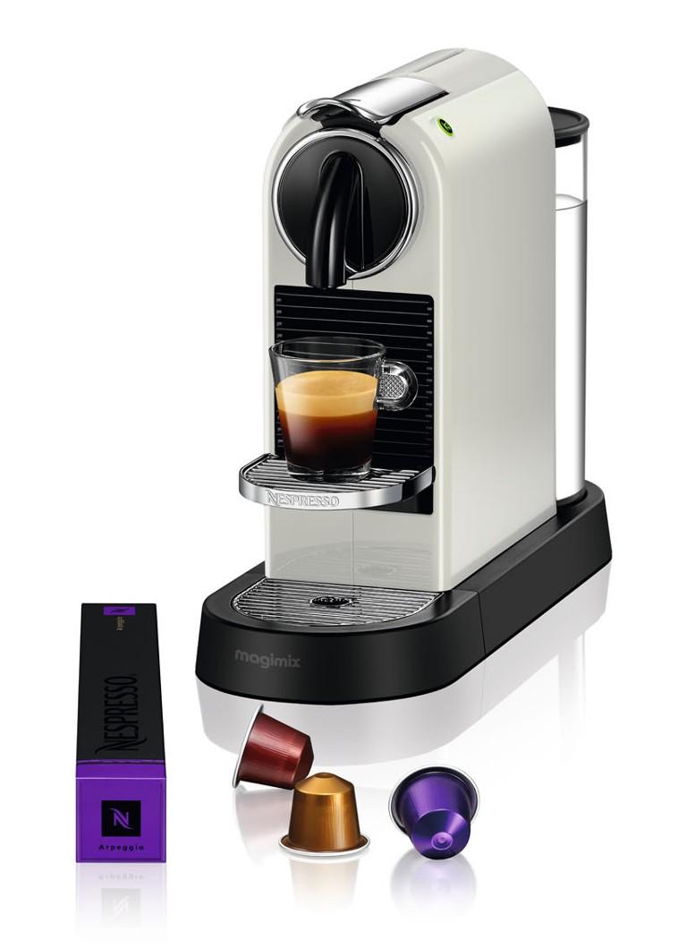 CitiZ Nespresso machine M195