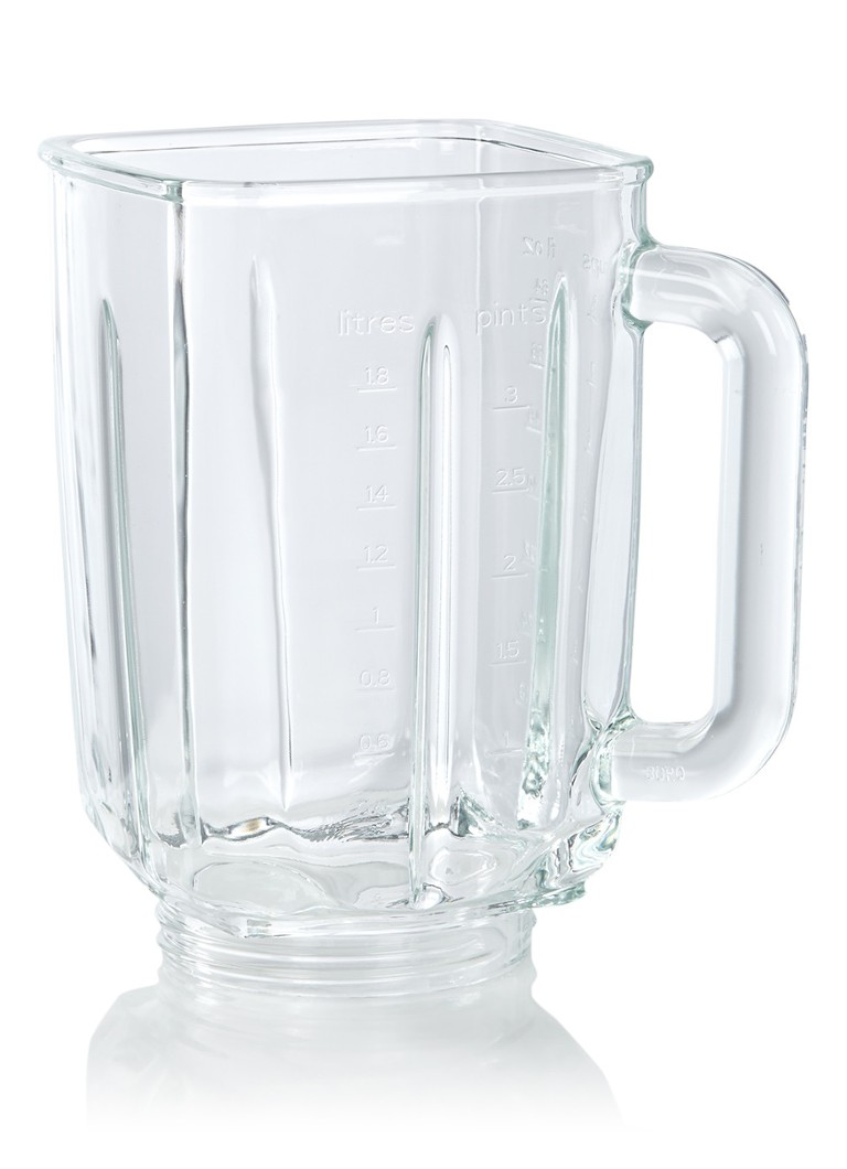 Glazen kan voor blender 18 liter