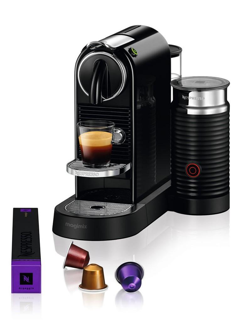 CitiZ Milk Nespresso machine M196CN
