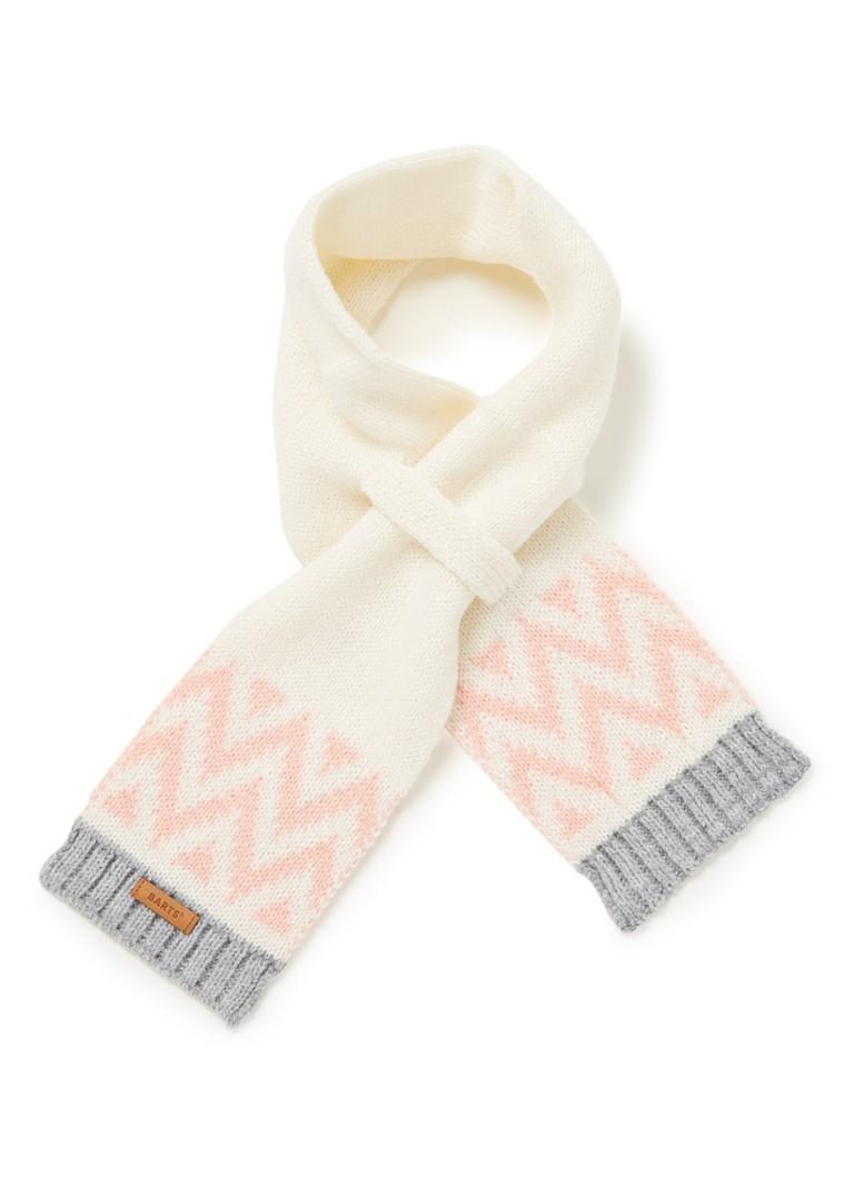 Barts Roemi fijngebreide sjaal 90 x 10 cm
