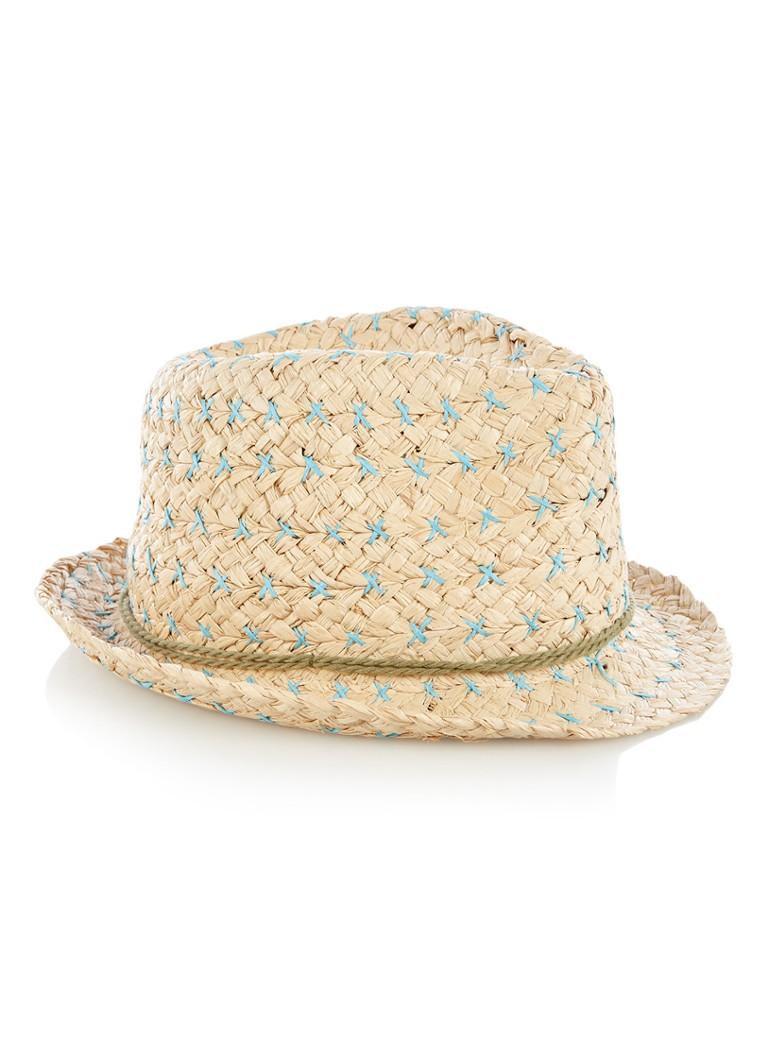 Barts Violin hoed van stro