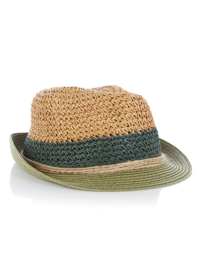 Barts Lendrix hoed van papier