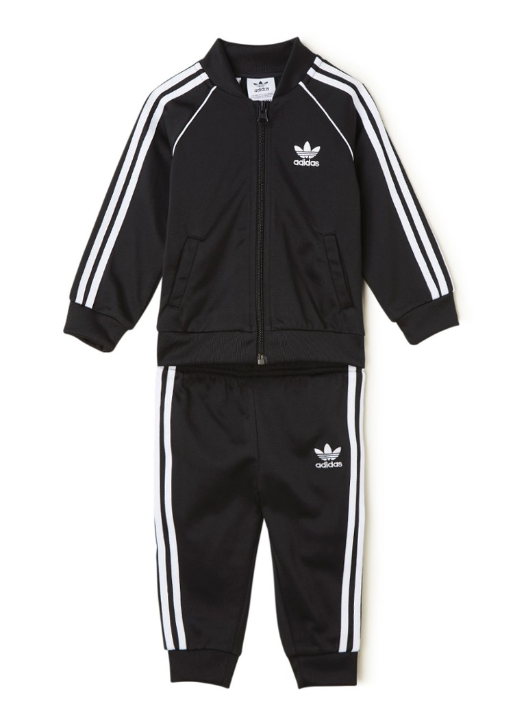 adidas Superstar trainingspak met logo 2-delig