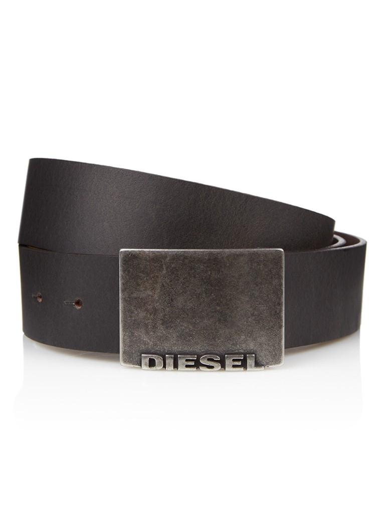 Diesel B-Blade riem van leer