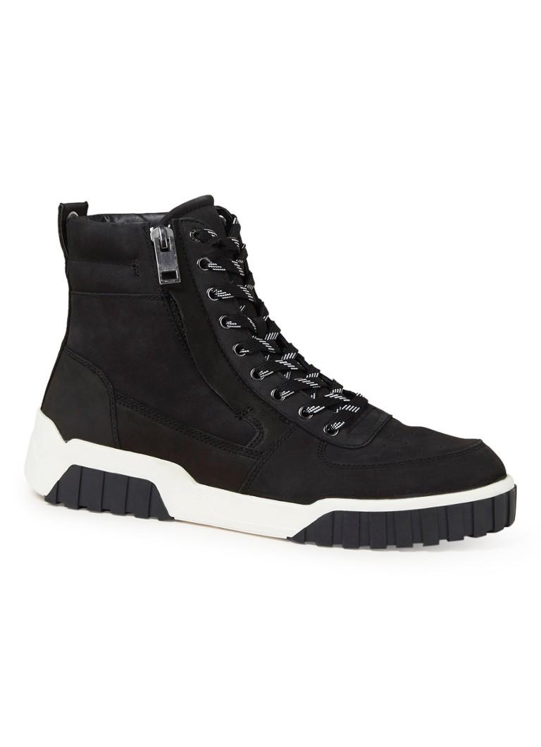 Diesel Le Rua sneaker van leer