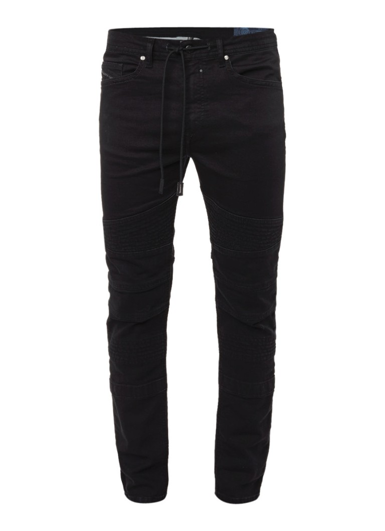 Diesel Bakari Sweat tapered fit jeans 0678E