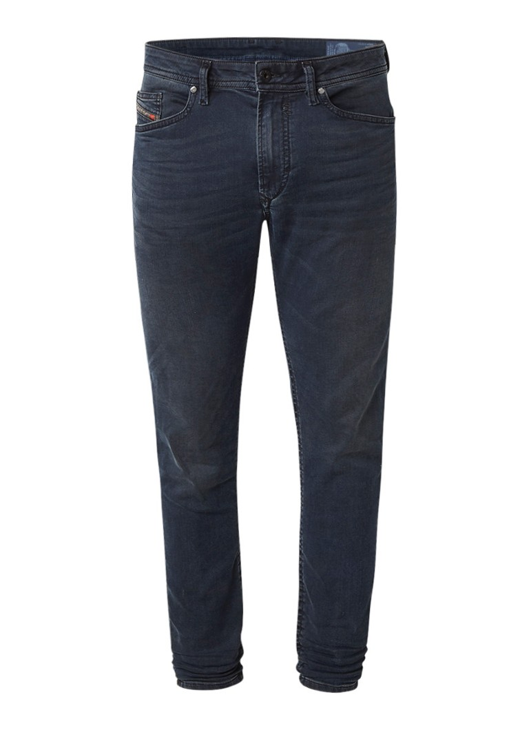 Diesel Spender-NE high rise slim fit joggjeans 0682A