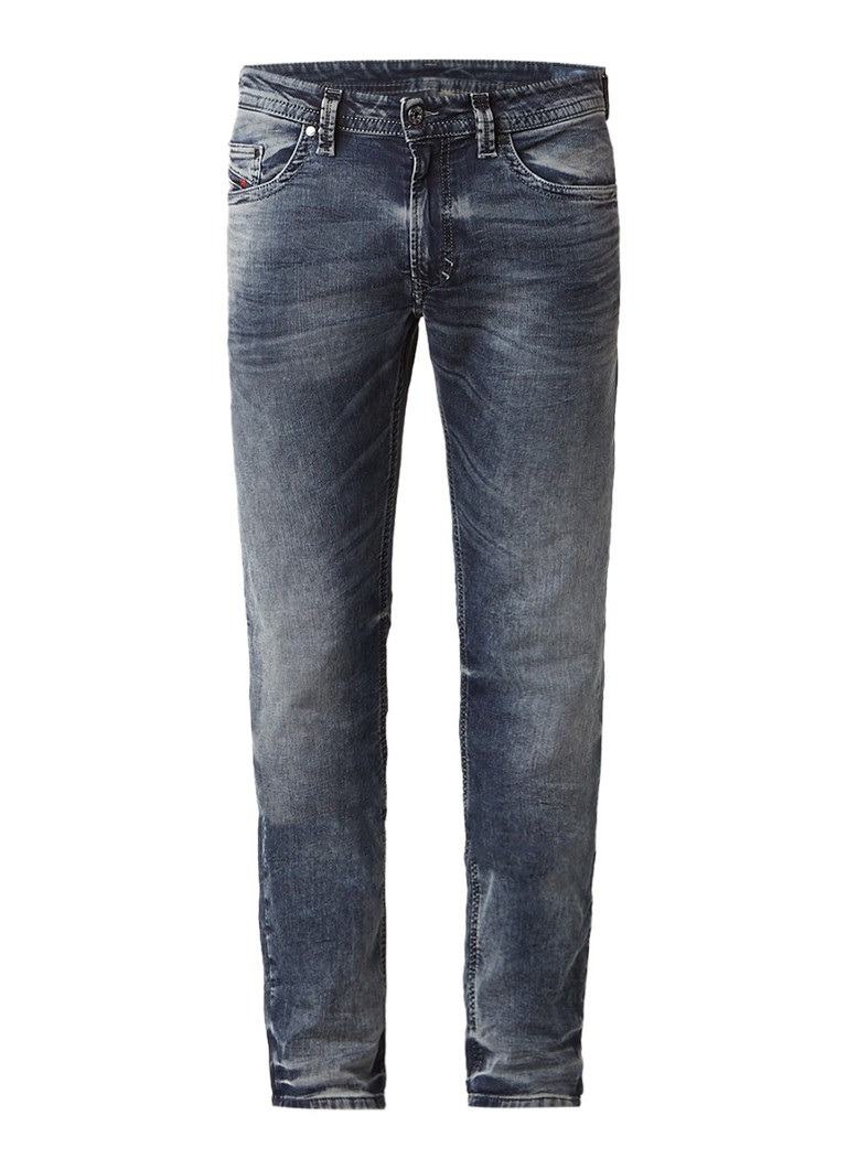 Diesel Thavar-NE tapered fit joggjeans 0680P