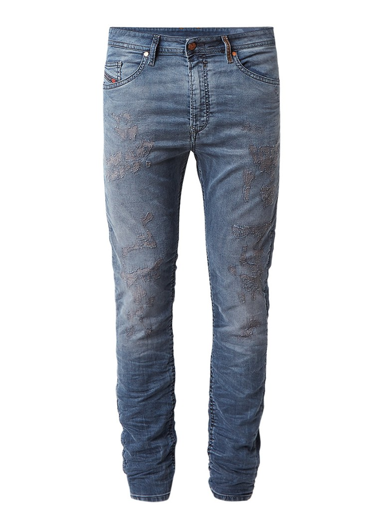 Diesel SPENDER-NE Sweat jeans skinny fit 0683Z