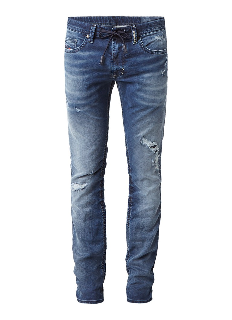 Diesel THAVAR SP-NE Sweat jeans slim fit 0684W