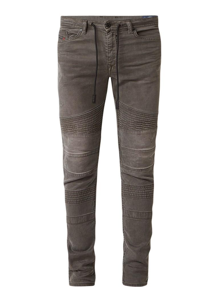 Diesel Bakari Sweat tapered fit jeans 0684T