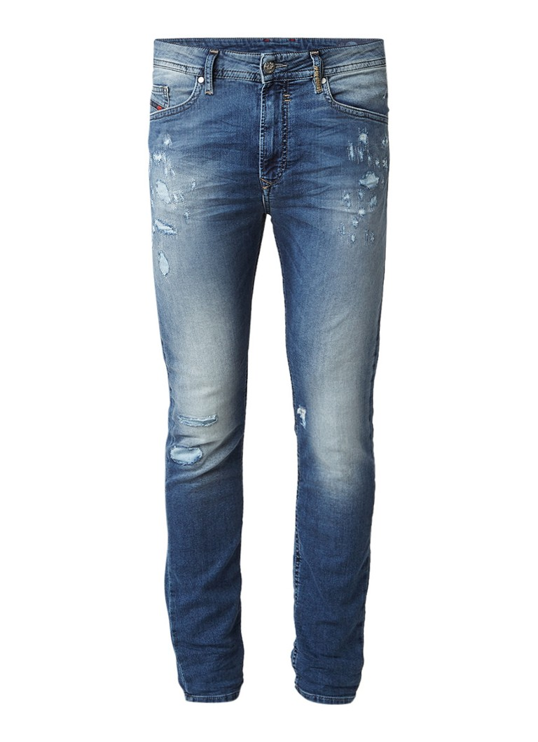 Diesel SPENDER-NE Sweat jeans skinny fit 084GV